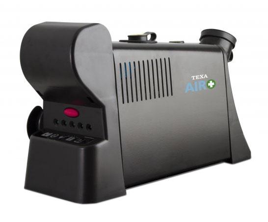 Aparat  ultrasunete dezinfectarea igienizarea sistemelor de aer conditionat Texa Air 0