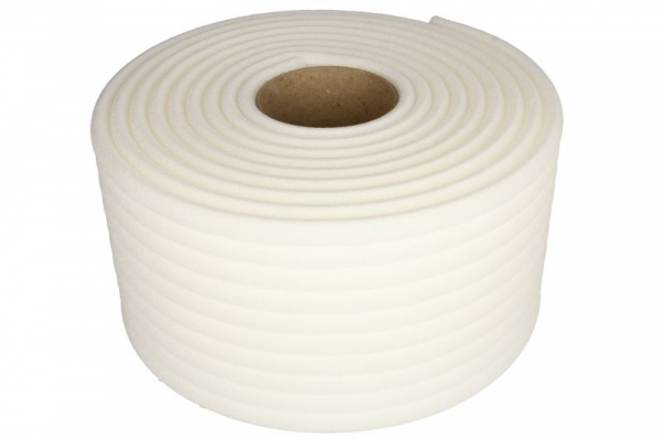 Banda burete spuma poliuretanica dimensiuni  13mm/50m, cantitate pachet: 1 bucata [0]
