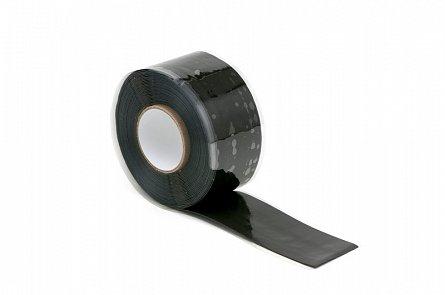Banda de silicon neagra 25mmx3m Wurth 0