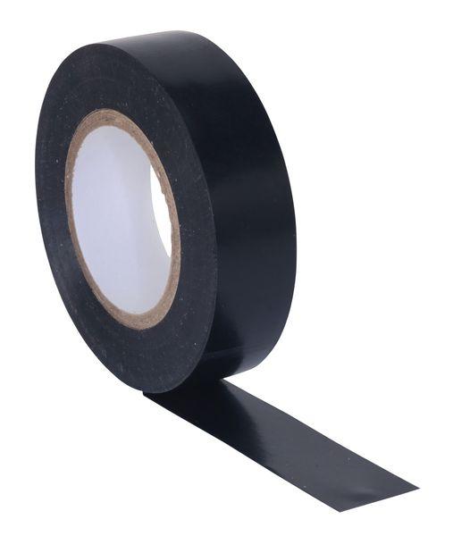 Banda izolatoare PVC 19 mm x 20m culoare: negru; cantitate pachet: 10 [0]