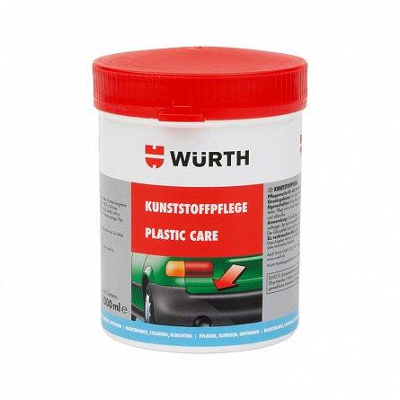 Ceara auto intretinere materiale plastice 1l Wurth [0]