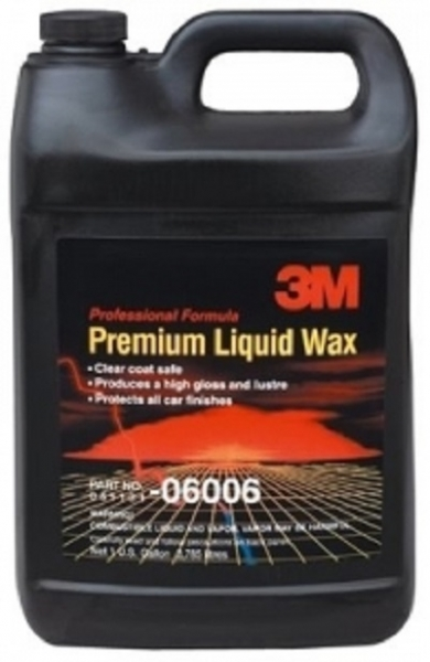 Ceara Premium Liquid Wax  1 galon  3M 0