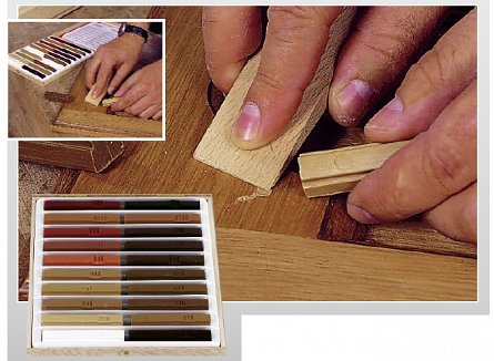 Ceara retus lemn nuc mediu Wurth [0]