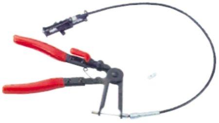 Cleste flexibil cu cablu coliere 630mm Force 0