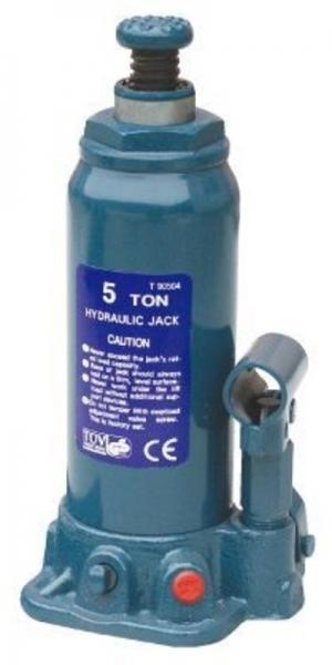 Cric hidraulic tip butelie 5 T 0