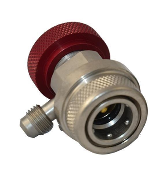 Cupla rapida rosie sistem AC auto circuit inalta presiune 1/4 16mm 0
