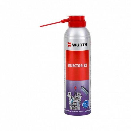 Curatitor injectoare 250 ml Wurth 0