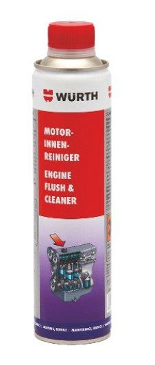 Solutie curatare motor Engine flush, Wurth 400 ml 0