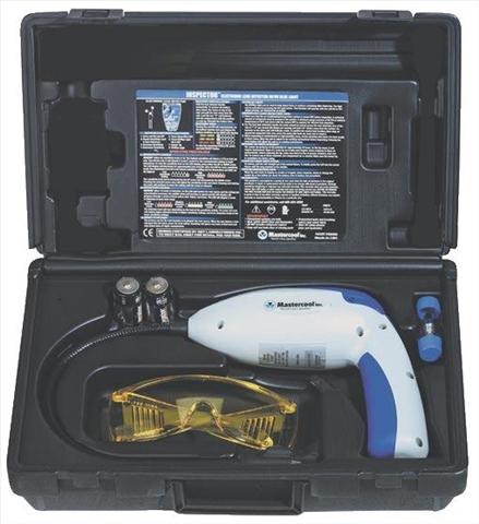 Detector electronic de scurgeri cu lampa UV HFC GAS