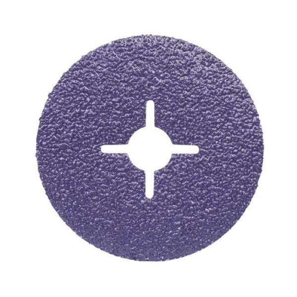 Set 5 discuri de fibra 3M Cubitron II, 125mmx22mm (5 discuri / cutie) [0]