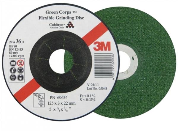 Disc polizat 115x3.1x22mm  3M 0