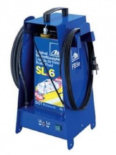 Dispozitiv electric inlocuire lichid frana potrivit bidon 5 litri 0