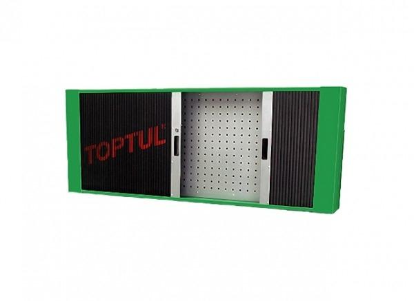 Dulap perete pentru masa lucru 200x1560x603 verde negru [0]