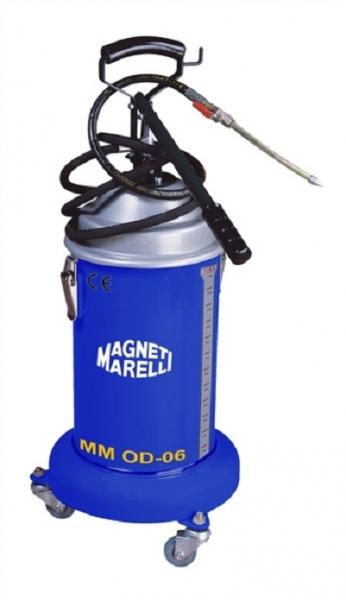 Gresor manual cu rezervor vaselina capacitate 13 kg [0]