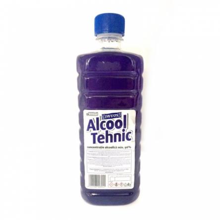 Alcool tehnic 96% 0,9 l [0]