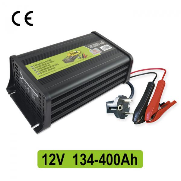 Incarcator baterie 20A 12V 134-400Ah [0]