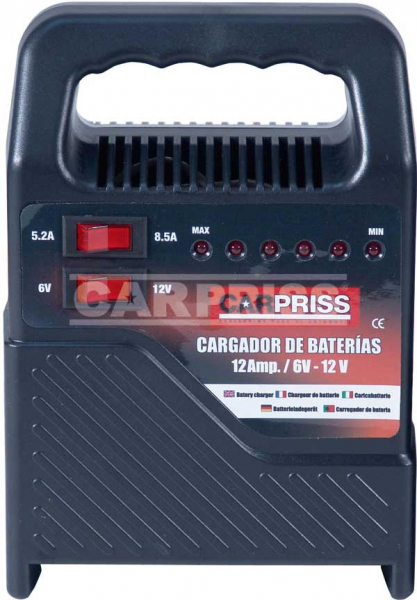 Incarcator baterii 6/12V 12Amp 0