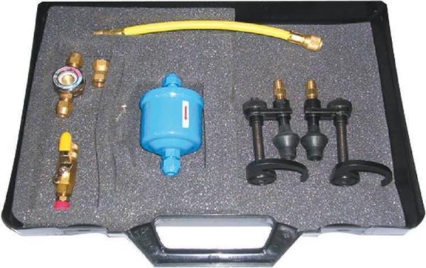 Kit aditional de spalare instalatie AC cu aparatul de A/C Marelli [0]