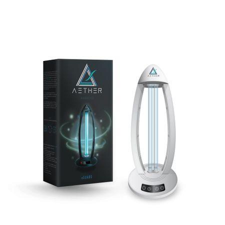Lampa sterilizare AETHER oGuard UV-C OZON 38w ALB 0