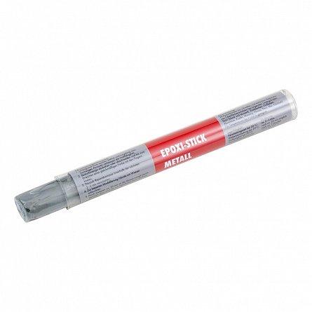 Material bicomponent repararea rapida si usoara a defectelor suprafetelor Epoxi-stick metal 120 g Wurth [0]