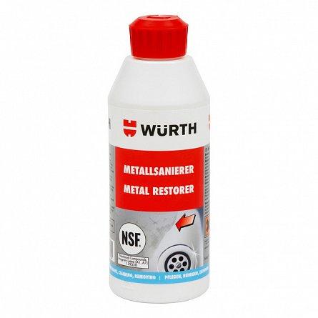 Pasta abraziva curatat metale NSF 400 ml Wurth 0
