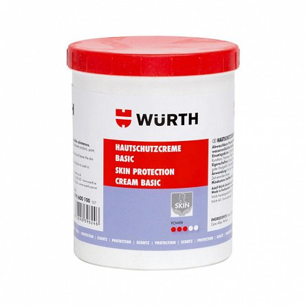 Pasta protectie maini Wurth, 1000 ml [0]