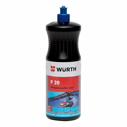 Polis Plus Luciu Puternic 1 kg P20 Wurth [0]
