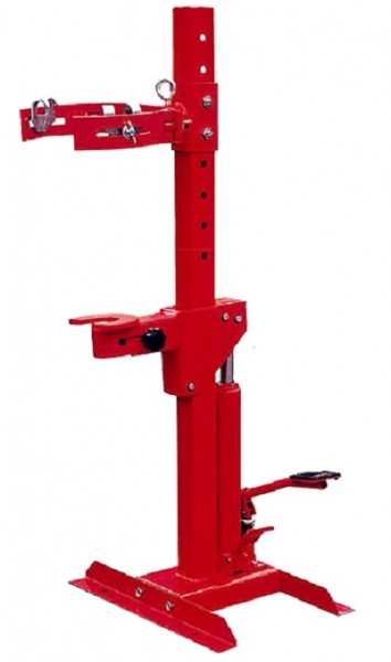 Presa hidraulica compresare arcuri suspensie presiune 1 tona 0