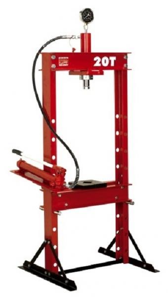 presa hidraulica manuala 20 tone 0