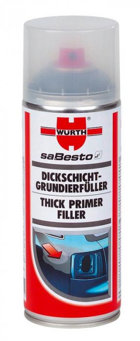 Primer filler vascos 400 ml Wurth 0