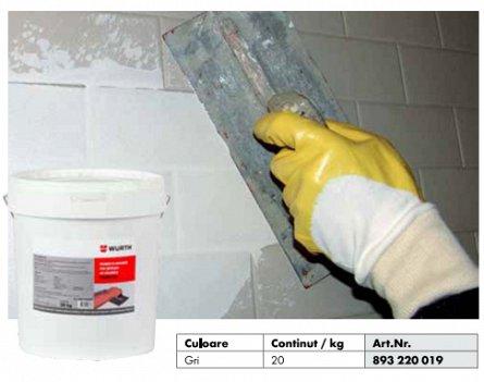 Primer gri C20 suprafete ceramice 20 kg IMPELAST - Wurth 0