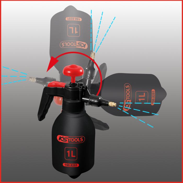 Pulverizator cu pompa de presiune 1 l [3]