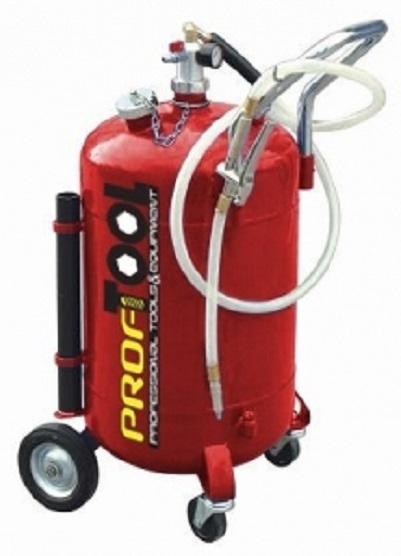 Recuperator de ulei uzat cu actionare pneumatica 65 litri [0]