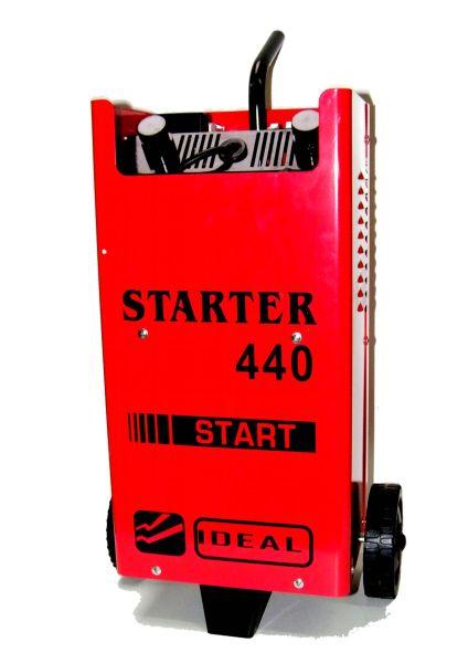 Redresor curent cu functie de robot de pornire 12/24V 440 [0]
