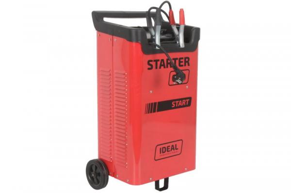 Redresor curent cu functie de robot de pornire STARTER 640 1