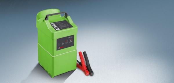 Robot pornire profesional BOSCH BAT 251 12V 1400 Amperi 0