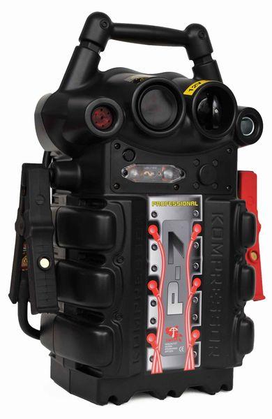 Robot de pornire Booster P7-1224V 12/24V 2500/5000A 150cm 1