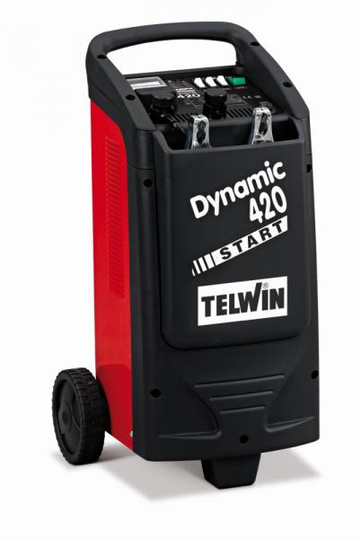 Robot pornire si redresor 230V 12-24 Dynamic 420 [0]