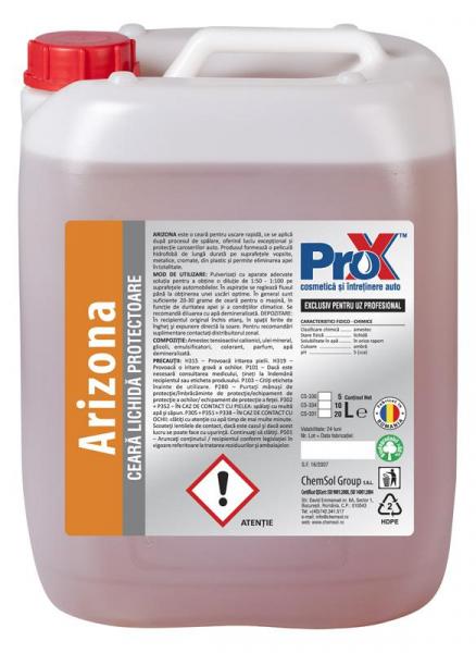 Ceara lichida auto Arizona bidon 25L [0]