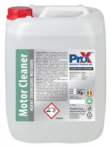 Solutie agent degresare motoare Motor Cleaner bidon 5 kg [0]