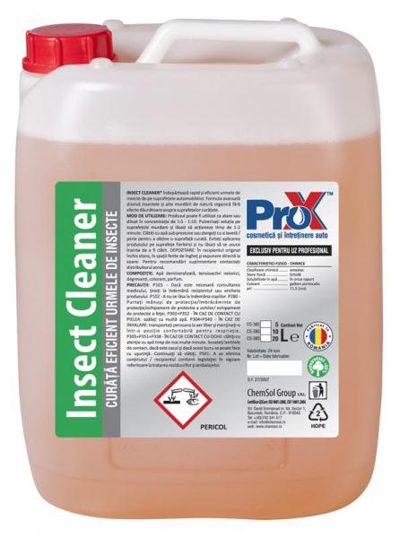 Solutie curatare insecte INSECT CLEAN bidon 10L [0]