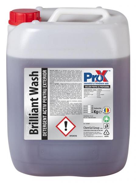 Spuma activa Brilliant Wash, bidon 11kg [0]