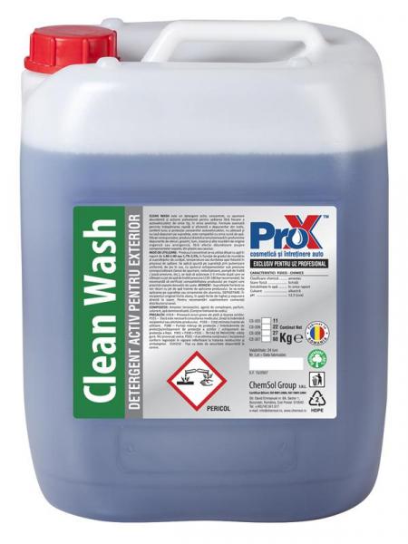 Spuma activa Clean Wash bidon 22kg [0]