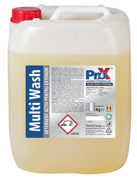Spuma activa Multi Wash bidon 27kg [0]