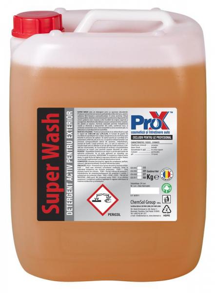 Spuma activa Super Wash bidon 60kg [0]