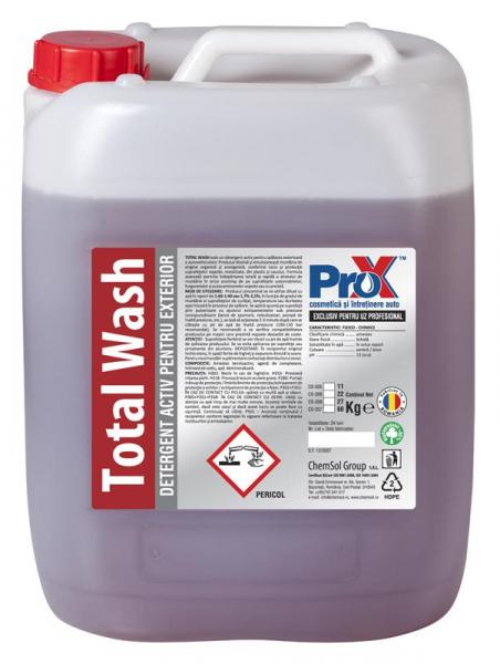 Spuma activa Total Wash, bidon 27kg [0]