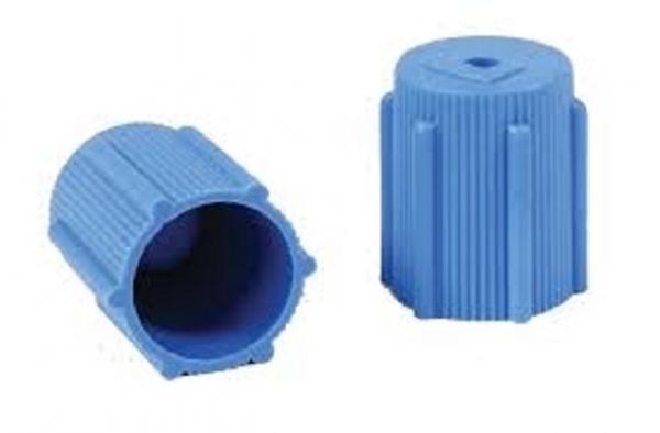 Set 10 bucati cap albastru ventil HP presiune joasa sistem climatizare aer conditionat Magneti Marelli 0