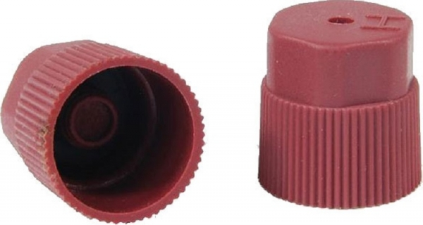Set 10 bucati cap rosu ventil HP presiune inalta sistem climatizare aer conditionat Magneti Marelli [0]