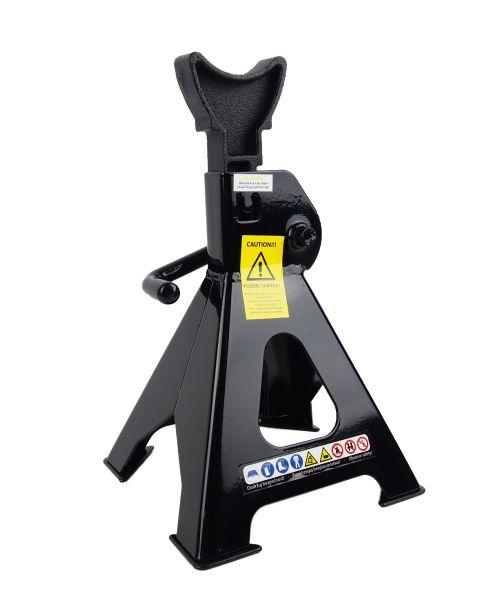 Set 2 suport sustinere, standuri culoare: negru, capacitate ridicare 3000 kg. (285-425 mm.) 1