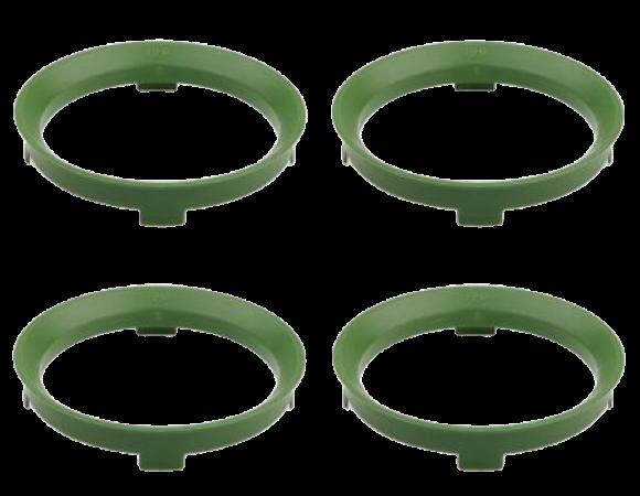 Set 4 inele centrare 67,1 / 64,1 Dacia Lexus Nissan Honda Renault Suzuki Toyota [0]
